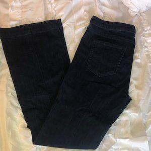 Dark Blue Gap Trouser